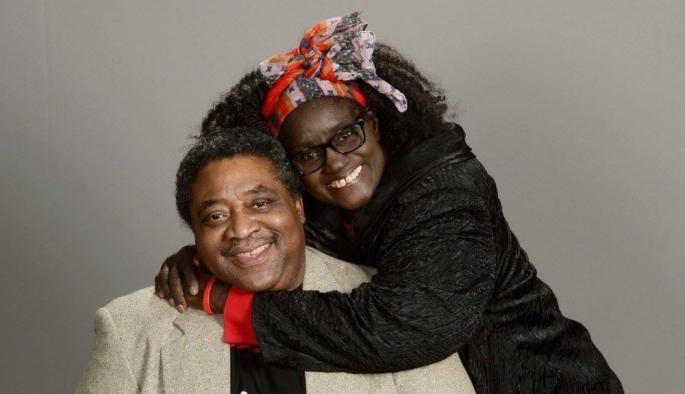 Janice and Irvin